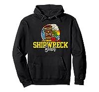 Shipwreck Beach Shirts Hoodie Black