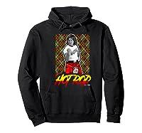Wwe Nerds - Hot Rod Roddy Piper Neon Series Premium T-shirt Hoodie Black