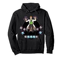 Mario Lab Twitch T Shirts Hoodie Black
