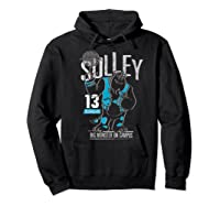 Disney Pixar Monsters University Sulley Basketball Premium T-shirt Hoodie Black