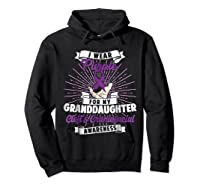Cleft & Craniofacial Awareness Purple For Granddaughter Ts Shirts Hoodie Black