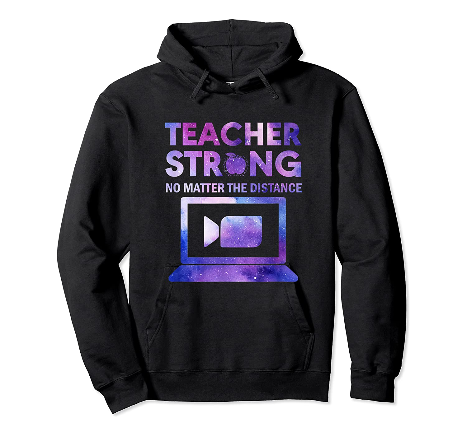 Tea Strong No Matter The Distance Back To Scool Tea Shirts Unisex Pullover Hoodie