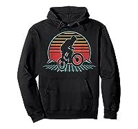 Bmx Retro Vintage 80s Style Mountain Bike Rider Gift T-shirt Hoodie Black