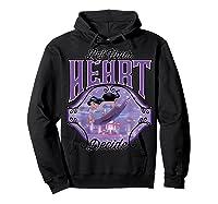Aladdin Jasmine Let Your Heart Decide Ride Shirts Hoodie Black