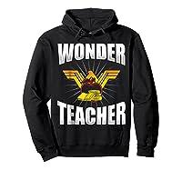 Wonder Tea Funny Tea Life Shirts Hoodie Black