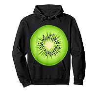 Kiwi Costume Fruit Halloween Costume Shirts Hoodie Black