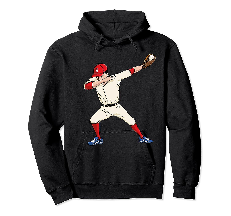 Funny Dabbing Baseball Dab Hip Hop Dance Girls Shirts Unisex Pullover Hoodie