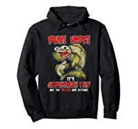 Italian St Of The Seven Fishes Christmas Eve Shirt! Hoodie Black