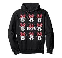 Disney Minnie Rock The Dots Oh My Minnie T-shirt Hoodie Black