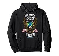 Operation Enduring Freedom Veteran Gift Shirts Hoodie Black