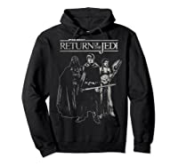 S The Return Group Poster Shirts Hoodie Black