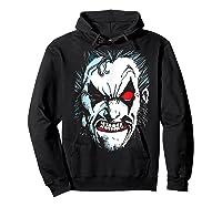 Lobo In Lo Face T-shirt Hoodie Black