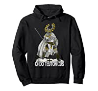 Knights Of The Teutonic Order Shirts Hoodie Black