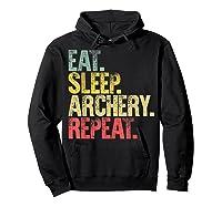 Eat Sleep Repeat Gift Shirt Eat Sleep Ary Repeat T-shirt Hoodie Black
