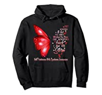 Am The Storm Wolff Parkinson Syndrome Butterfly Shirts Hoodie Black
