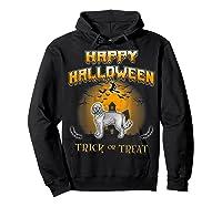 Cockapoo Dog Happy Halloween Shirts Hoodie Black