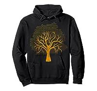 Binary Tree Computer Coding Shirts Hoodie Black