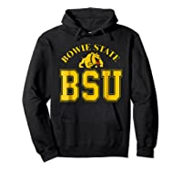 Bowie State 1865 University Apparel Shirts Hoodie Black