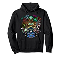 Terraria Boss Rush Hardmode Edition Shirts Hoodie Black