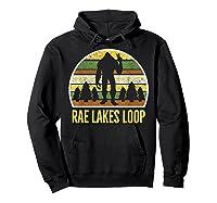 Rae Lakes Loop Shirt, Rae Lakes Loop T-shirt Hoodie Black