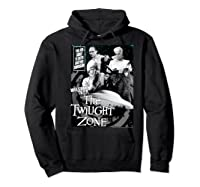 Twilight Zone About To Enter Another Dision Shirts Hoodie Black