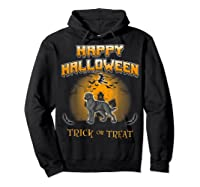 Chesapeake Bay Retriever Dog Happy Halloween T-shirt Hoodie Black