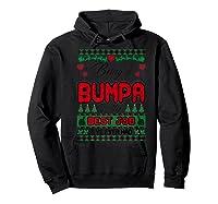 Being Bumpa Best Job I Ever Had Christmas Gift Premium T-shirt Hoodie Black