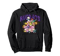 Rugrats Nick Rewind T-shirt Hoodie Black
