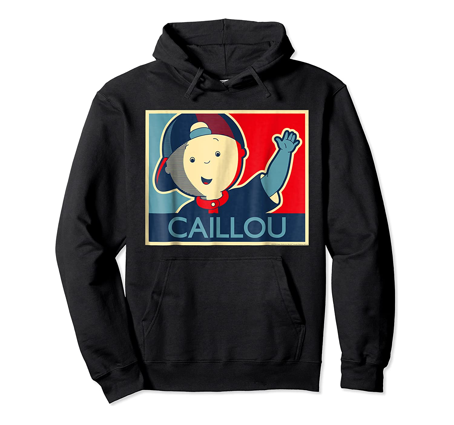 Caillou T Shirt Unisex Pullover Hoodie