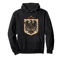 German Imperial Eagle Shirts Hoodie Black