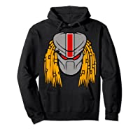 The State Of Ohio Loves The Predator Shirts Hoodie Black