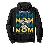 We Bare Bears Nom Nom Everyone's Tube Internet Celebrity Shirts Hoodie Black