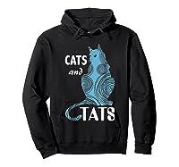 Tattoo Cats And Tats Tattoos Shirts Hoodie Black