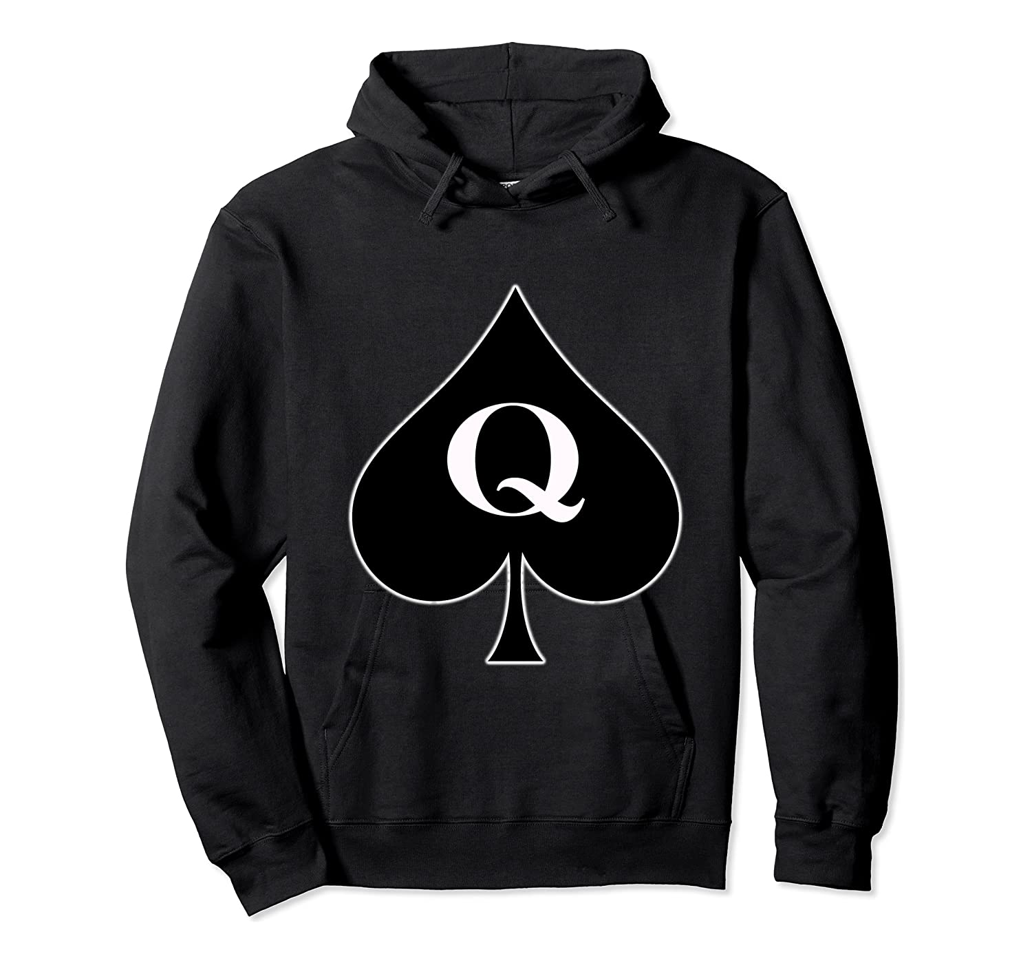 Queen Of Spades Tattoo. Perfect Gift Idea Bbc Lovers Shirts Unisex Pullover Hoodie