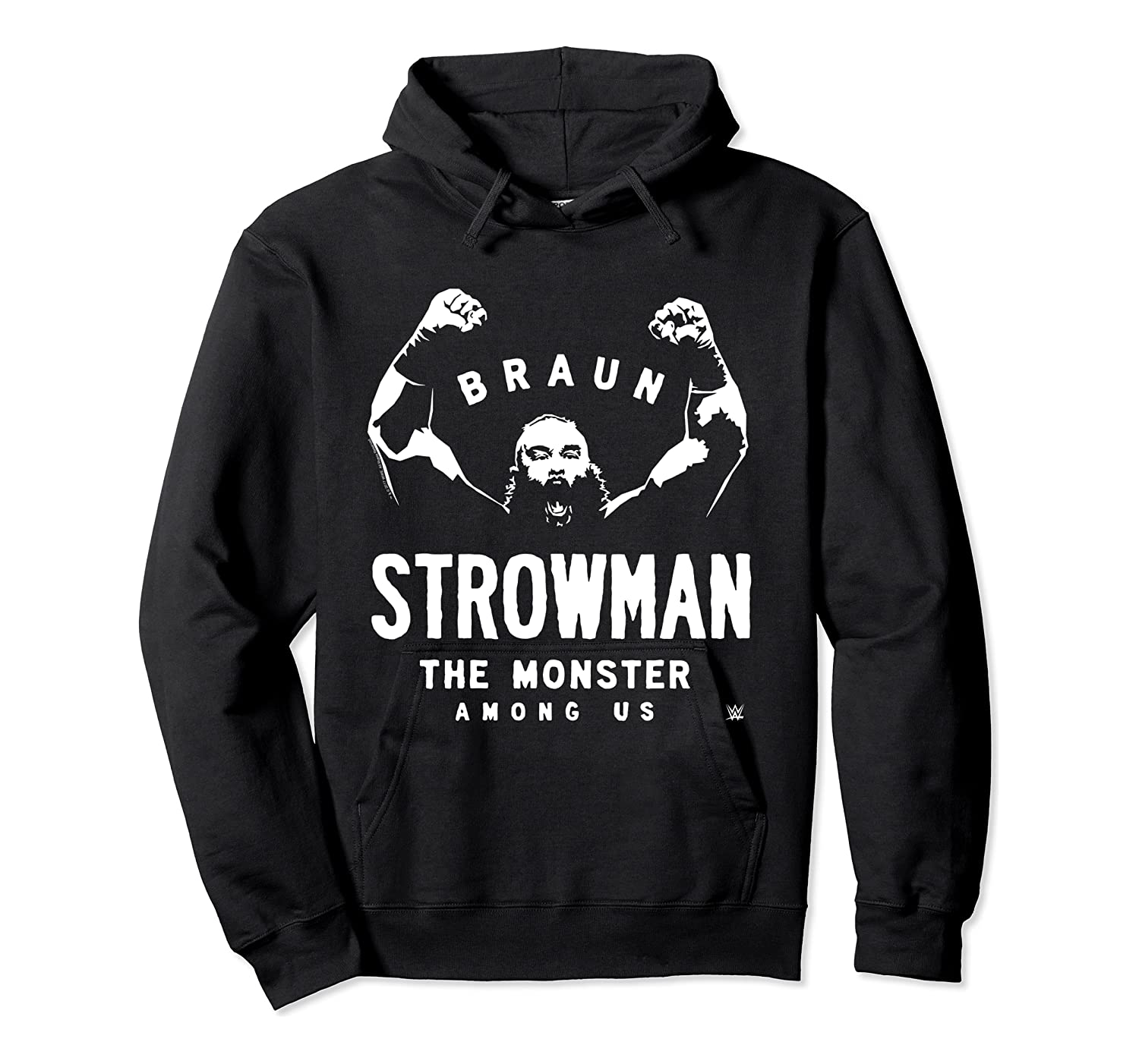 Braun Strowman The Monster Among Shirts Unisex Pullover Hoodie