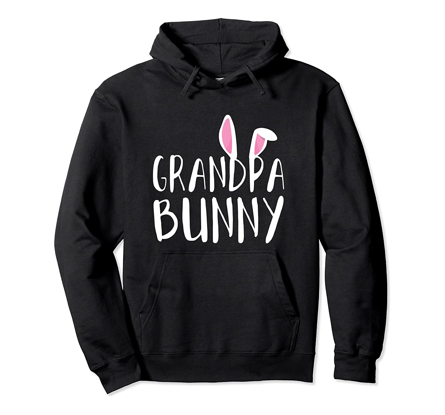 Easter Grandpa Bunny For Paps Family Matching Easter Shirts Unisex Pullover Hoodie