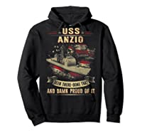 Anzio Cg 68 Shirts Hoodie Black