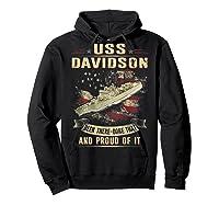 Davidson Ff 1045 Shirts Hoodie Black