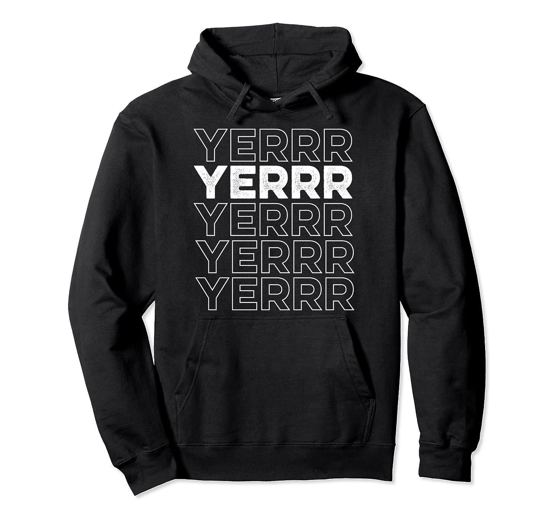 Yerrr New York Pullover Shirts