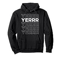 Yerrr New York Pullover Shirts Hoodie Black