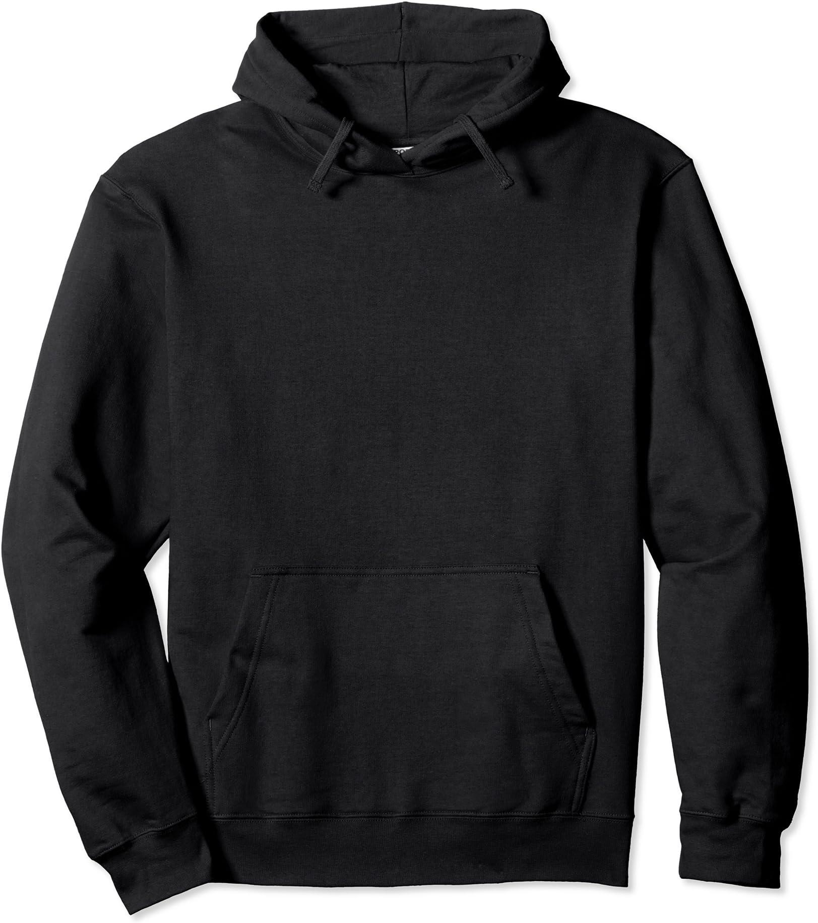 Masonic Hooded Sweatshirt Black Embroidery