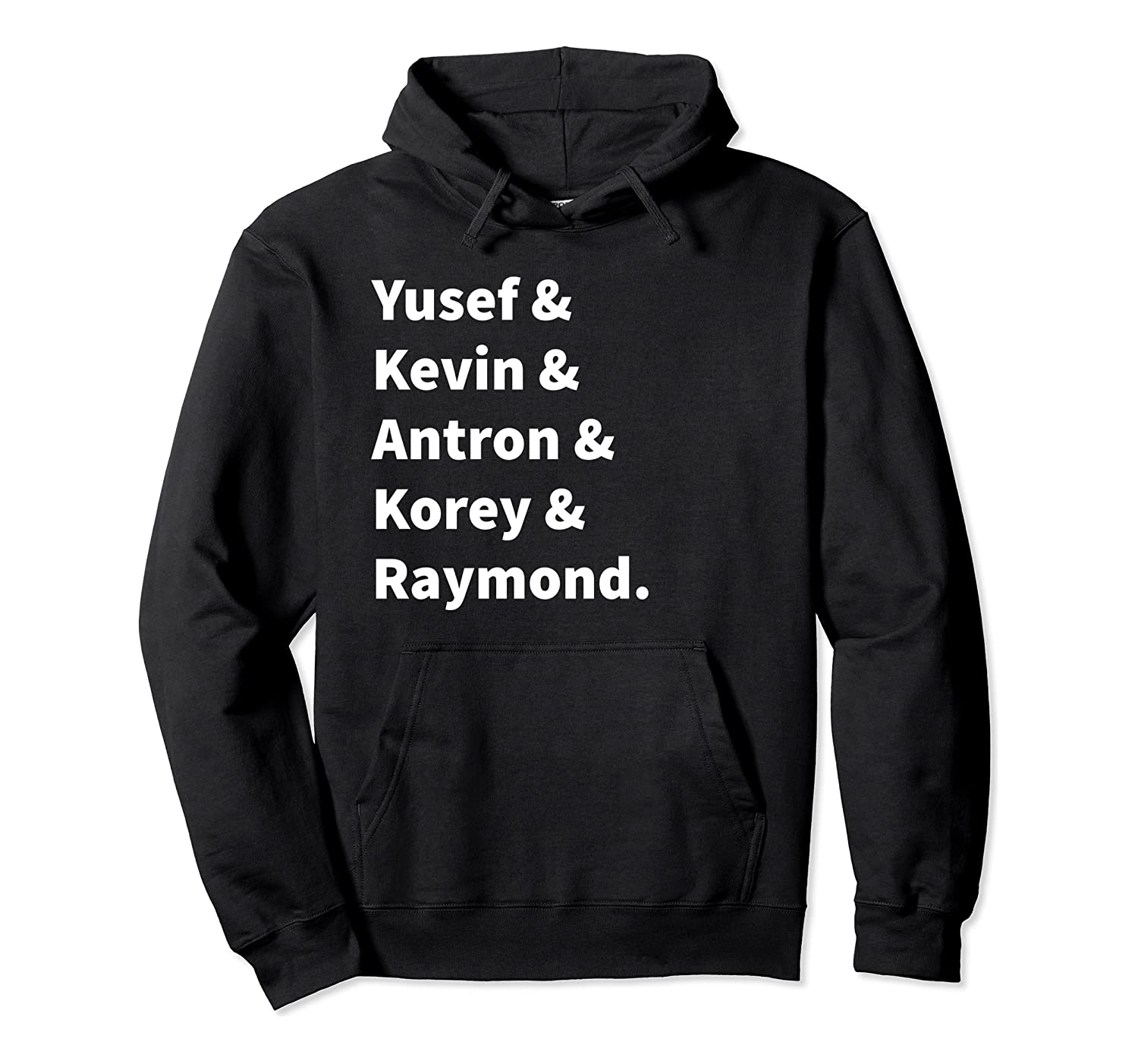Central Park 5 Five Hoodie Exonerated 5 Five Sweater Pullover Hoodie