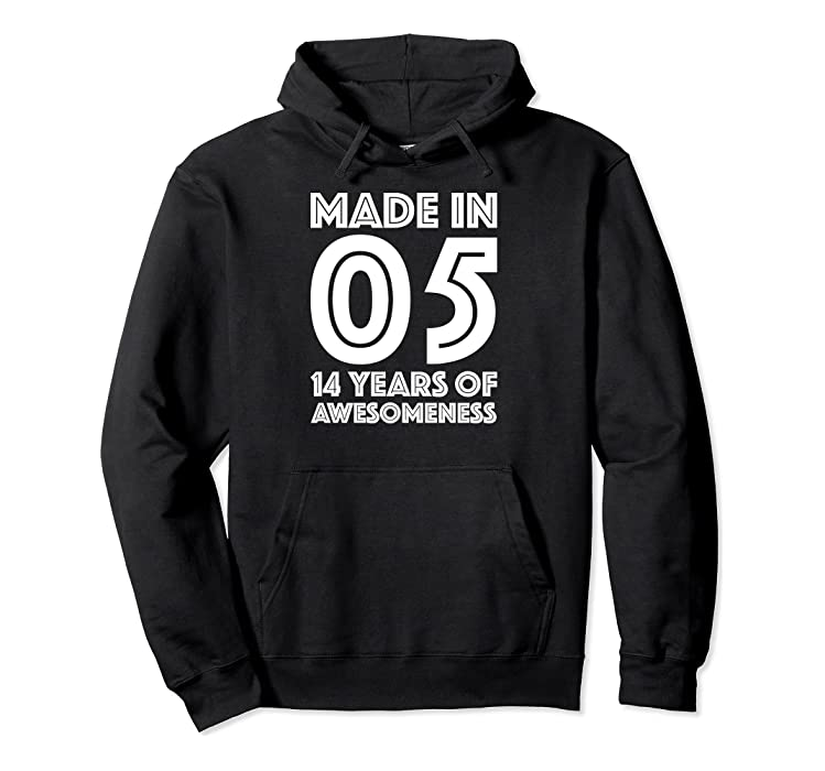 Amazon 14th Birthday Hoodie Boys Gifts Age 14 Year Old Son Nephew Clothing