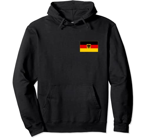 Germany Flag Cool Deutschland German Flags Men Women Jacket Pullover Hoodie