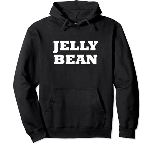 Jelly Bean Halloween Easy Costume Cute Funny Party Pullover Hoodie