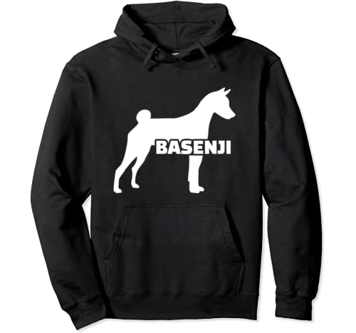 Basenji Pullover Hoodie