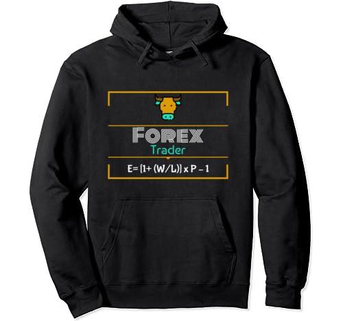 Forex Trader Top Formula Designer Pullover Hoodie
