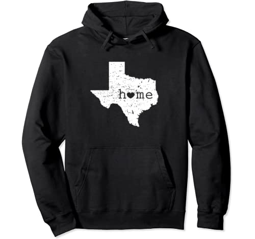 Texan Heart Texas Pullover Hoodie product image