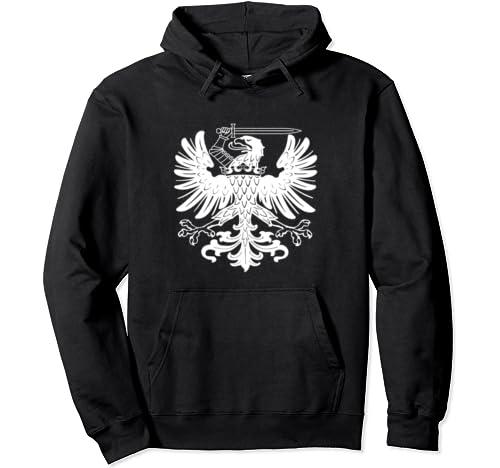 Flag Of Prussia Hoodie Prussian German Germany Deutschland