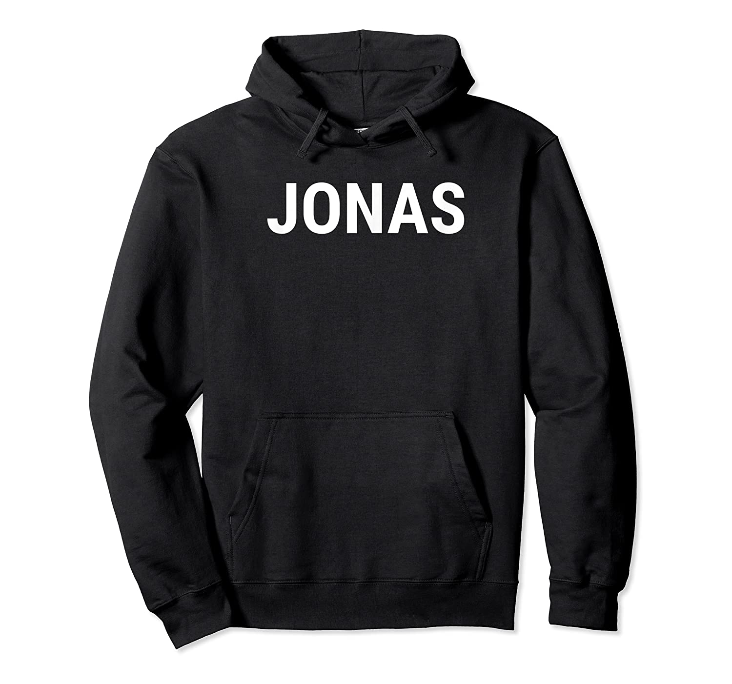 Jonas First Given Name Pride T Shirt Unisex Pullover Hoodie